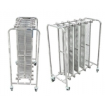 ESD Stainless STEEL CART