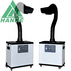 Fume Filtering and Pufifying Machine