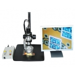3D Rotation Video Microscope