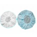 Non-woven round cap