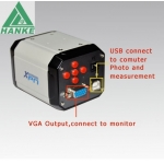 High resolution industrial camera(VGA&USB)