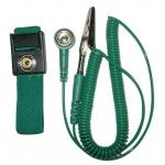 Green PU Anti-static wrist strap