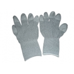 PU coated copper fiber gloves