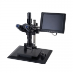 Trinocular Industry Video Microscope