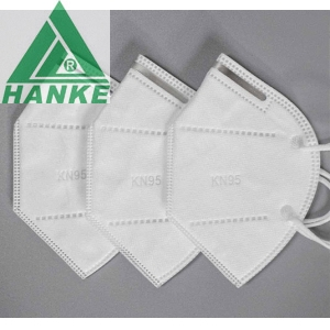 Disposable Nonwoven KN95 Protective mask