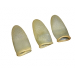 Transparent anti-slip finger cots