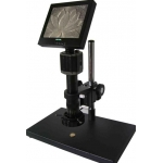 "8"" LCD Video Microscope with USB output"