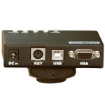 High resolution unified camera(VGA&USB)